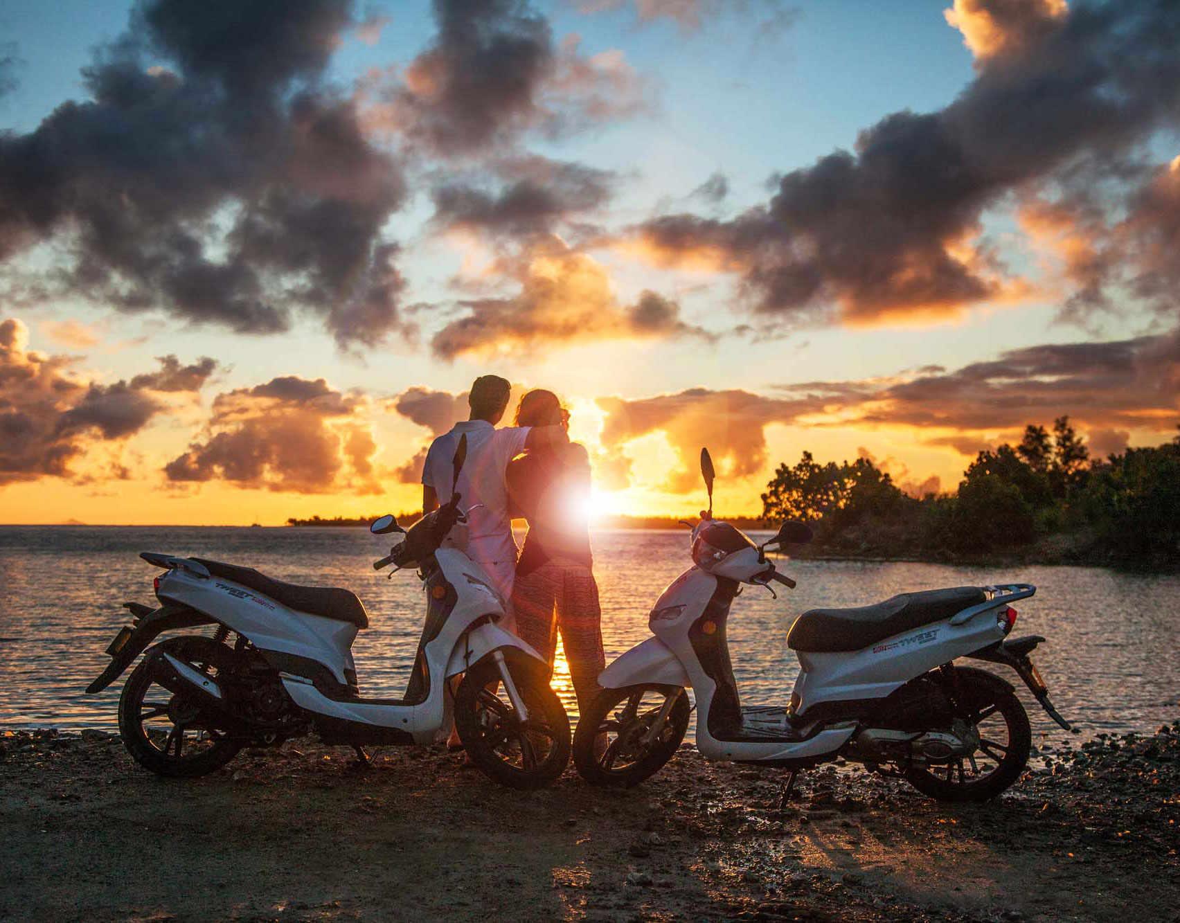 Avis Bora Bora Car Electric Fun Car Moped And Bike